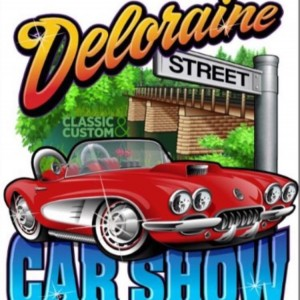 Deloraine Street Car Show Classic & Custom