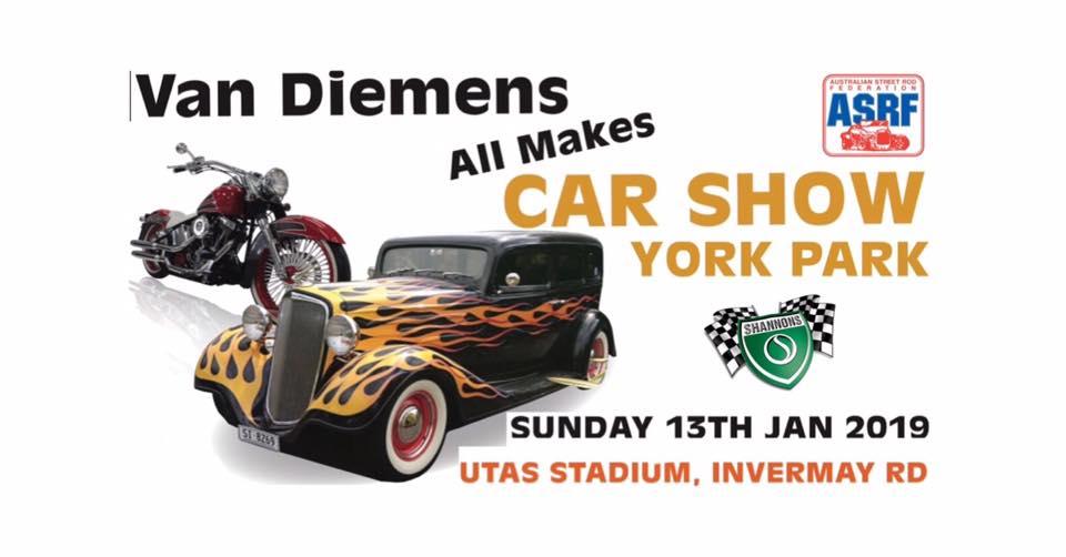 Van Diemens All Makes Car Show
