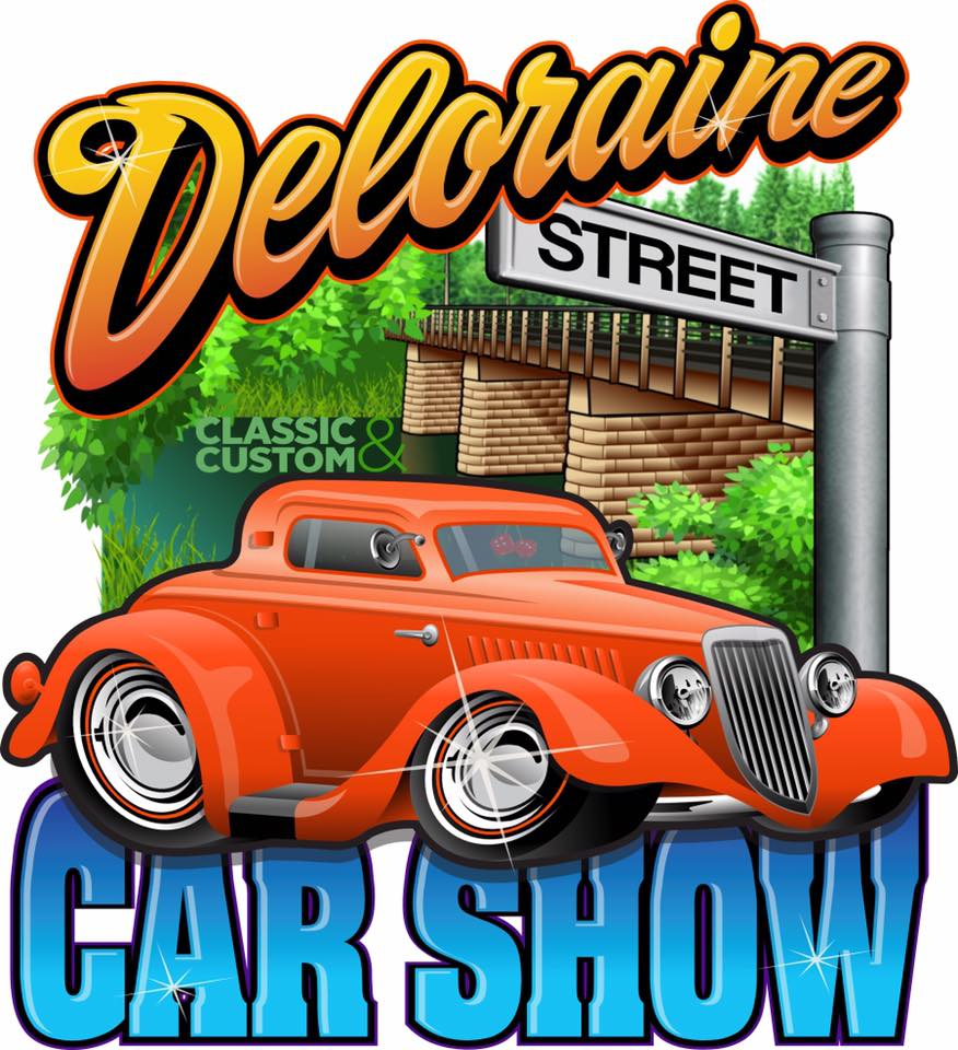 Deloraine Street Car Show 2020